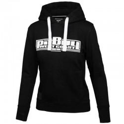 PIT BULL bluza BOXING damska black hoodie