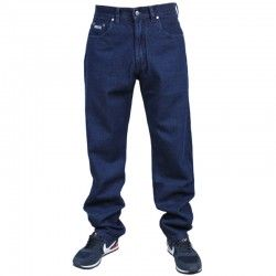 PROSTO spodnie FLAVOUR VI jeans baggy navy 2019