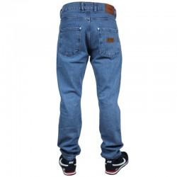 PROSTO spodnie REGULAR RIND jeans blue