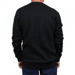 CHADA bluza KRATY PROCEDER klasyk czarny
