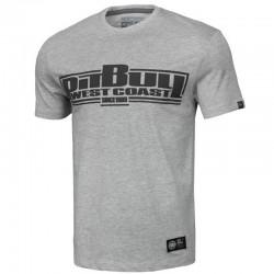 PIT BULL koszulka CLASSIC BOXING grey