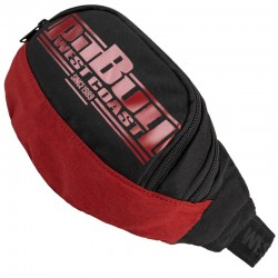PIT BULL nerka BOXING black / red