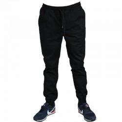 HIGH LIFE jogger HL HAFT Chino guma czarny
