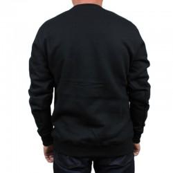 POLSKA WERSJA bluza PW STRIPES czarny bez kaptura