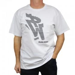 POLSKA WERSJA koszulka PW STRIPES biały