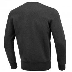 PIT BULL bluza SMALL LOGO charcoal klasyk