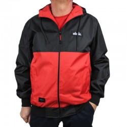 ELADE kurtka CLASSIC wiatrówka black / red 2020