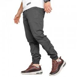 HIGH LIFE jogger HL HAFT Chino guma grey