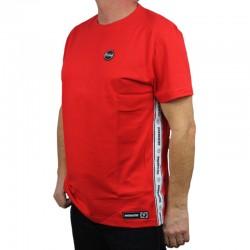 PATRIOTIC koszulka F-CIRCLE TAPE czerwony
