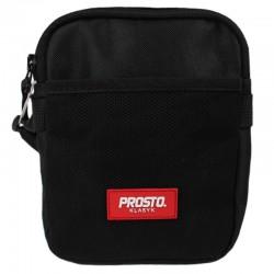 PROSTO listonoszka CRAFTY neckbag black