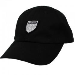 PROSTO czapka SHIELD 6panel fatcap black