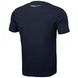PIT BULL koszulka CHEST LOGO navy