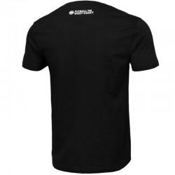 PIT BULL koszulka HASHTAG black