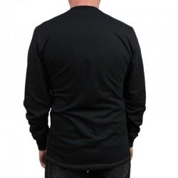 PROSTO longsleeve CORNY long black