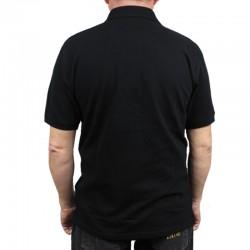 PROSTO koszulka Polo BAZIC black