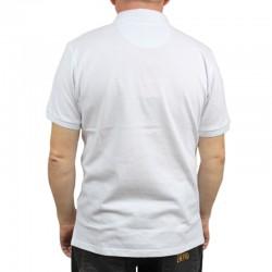 PROSTO koszulka Polo BAZIC white