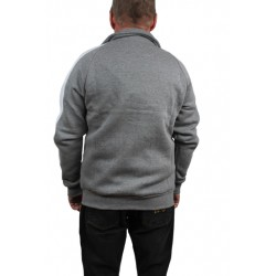 PROSTO bluza FCK ZIP grey