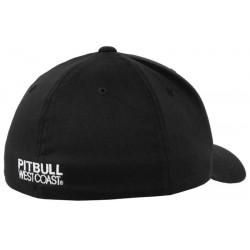 PIT BULL czapka FULL CAP LOGO black