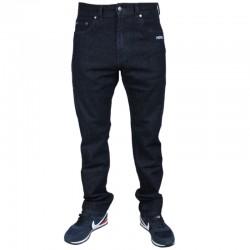 PROSTO spodnie KNOCK jeans REGULAR dark