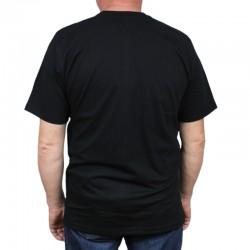 CHADA koszulka MUGSHOT PROCEDER czarny