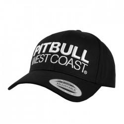 PIT BULL czapka TNT snapback snap black