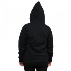 PROSTO bluza FIGUREZ damska hoodie black