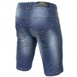 PIT BULL szorty BENNET jeans spodenki med