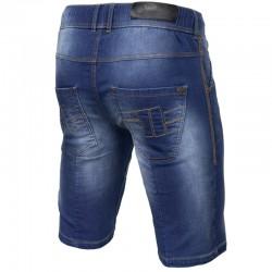 PIT BULL szorty BENNET jeans spodenki dark