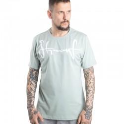 STOPROCENT koszulka TMR TAG green grey