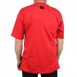 EL POLAKO koszulka CLASSIC STRIPES czerwony