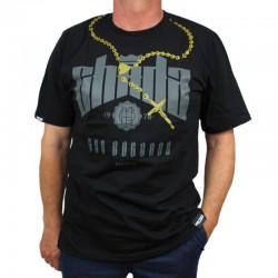 CHADA koszulka SYN BOGDANA PROCEDER czarny