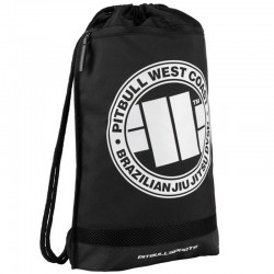 PIT BULL worek BRAZILIAN SHOE BAG plecak black