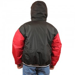 SSG SMOKESTORY kurtka FLAYERS DOUBLE czarny czerwony