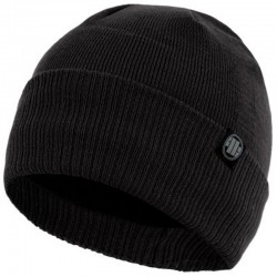 PIT BULL czapka SMALL LOGO wywijana black