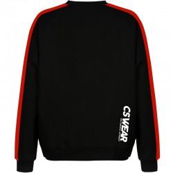 CS RPK bluza CS DATIVE klasyk red