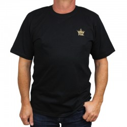 P56 DUDEK koszulka CROWN czarny