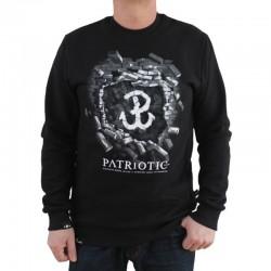 PATRIOTIC bluza PW black