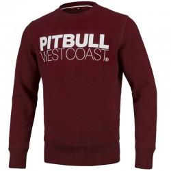 PIT BULL bluza TNT PIT BULL bordo klasyk 2020