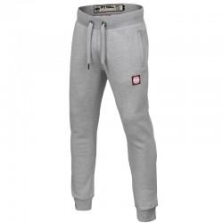 PIT BULL spodnie HILLTOP MOSS dres grey