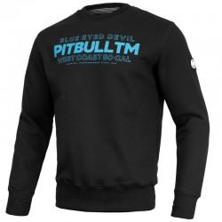 PIT BULL bluza BED V klasyk black