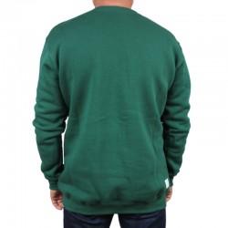 BOR bluza BORCREW THE CREW klasyk zielony