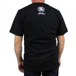 DIIL koszulka LAUR HEMP GRU black