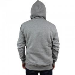PROSTO bluza CRAZY Hoodie grey