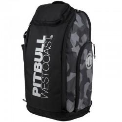 PIT BULL plecak AIRWAY BIG Backpack black / grey