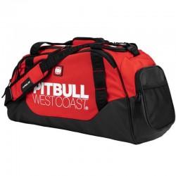 PIT BULL torba TNT SPORTS bag red