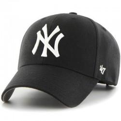 47 Brand czapka NY B-MVP17WBV-BK rzep