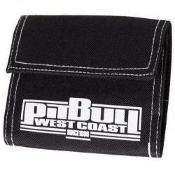 PIT BULL portfel BOXING czarny/white