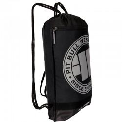 PIT BULL worek SPORTS SHOE BAG plecak black