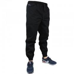 ELADE jogger ELADE CO. Chino guma black