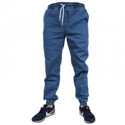 ELADE jogger ELADE CO. Jeans guma blue